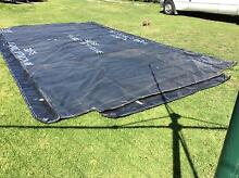 Large black industrial quality tarpaulin Beaconsfield Cardinia Area Preview