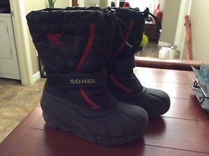 Sorel boots for sale size 13.  Lined.