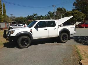 2010 Ford Ranger Dual Cab, 3litre turbo diesel Armadale Armadale Area Preview