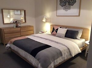 Scandi style KS bed Claremont Nedlands Area Preview
