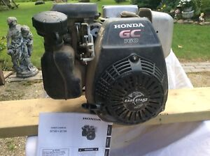Honda. Engine. GC 160