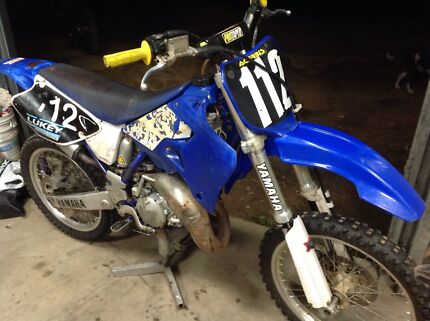 2 x yz 125 up for sale separately or as a package