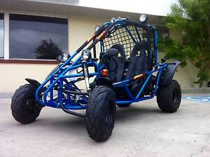 DUNE BUGGY BANDIT 200CC GO KART BY SYNERGY OFF ROAD VEHICLES Burleigh Heads Gold Coast South Preview