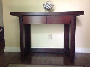 Console, hall way  or TV table