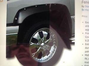 Stampede 8404-2 Ruff Riderz Fender Flares