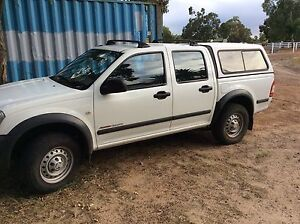 2006 Holden Rodeo 3Litre Turbo Diesel 4x4 Ute Henley Brook Swan Area Preview