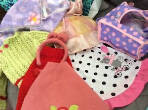 Doll clothing and accessories