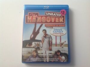 The Hangover en Blue-Ray film 13+