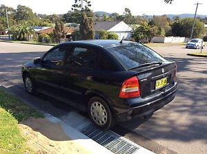 2004 Holden Astra Hatchback Killarney Vale Wyong Area Preview