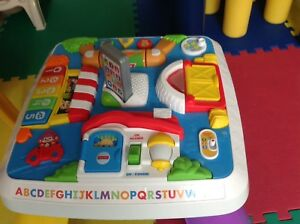 Fisher Price play table