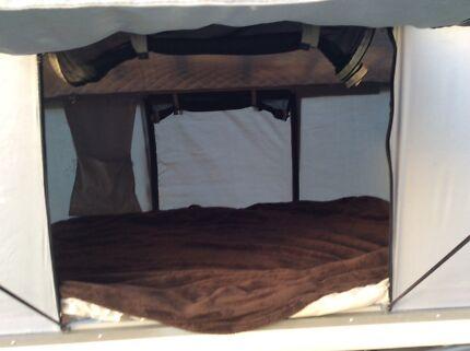 Austrack roof top c&er. & rooftop tent camper | Gumtree Australia Free Local Classifieds