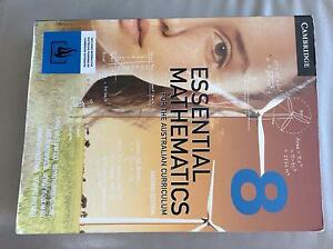 Cambridge Essential Mathematics 8 For Aust Curriculum (2nd ed) Brighton East Bayside Area Preview