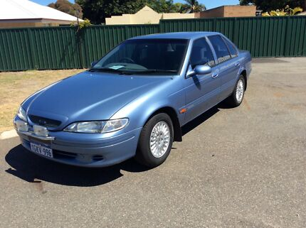 Ford FAIRMONT Belmont Belmont Area Preview