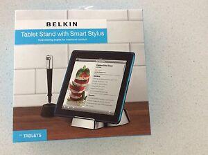 Belkin Tablet Stand & Stylus Baldivis Rockingham Area Preview