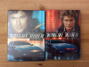 Knight rider season one and two *new