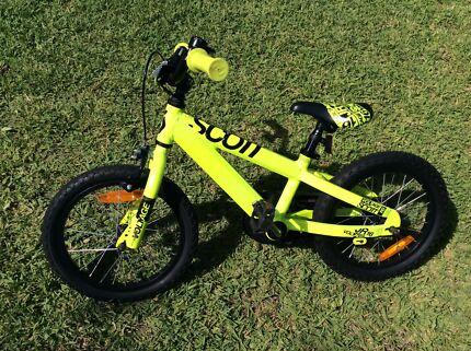 SCOTT Voltage JR 16 kids bike