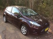 Ford Fiesta CL WT - 4500km North Avoca Gosford Area Preview