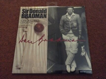 Commemorative cricketing legend calendar