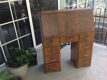 Antique Writing Desk Thagoona Ipswich City Preview