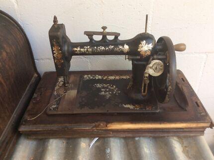 Wertheim Sewing Machine Serial Number Database Aidcrise Gorgeous Singer Sewing Machine Serial Number Database