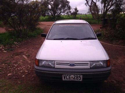 1990 Ford Laser Sedan reliable, cheap on fuel Mallala Mallala Area Preview