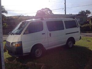 1999 Toyota Hiace Van/Minivan Cabramatta Fairfield Area Preview