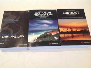 University of Adelaide LAW textbooks Glenelg North Holdfast Bay Preview