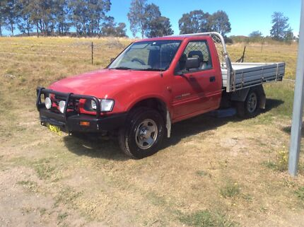 Reliable Holden Rodeo