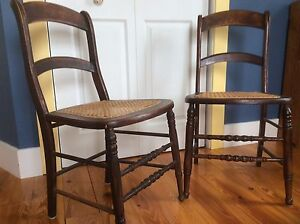 Chairs. Antiques
