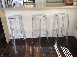 Bar stools x3 Clovelly Eastern Suburbs Preview