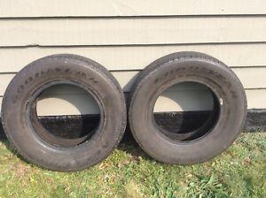 205/75/R15 Goodyear Tires