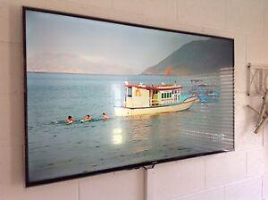Samsung 55 Inch HD Led Smart TV Golden Beach Caloundra Area Preview