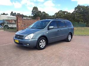 2007 Kia Grand Carnival Wagon South Nowra Nowra-Bomaderry Preview