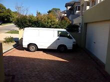 MITSUBISHI EXPRESS VAN 2003 5SPD AIRCOND LOG BOOKS 2 OWNERS Yokine Stirling Area Preview