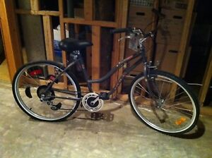 6 Speed Automatic Self Shifting Cruiser Bicycle