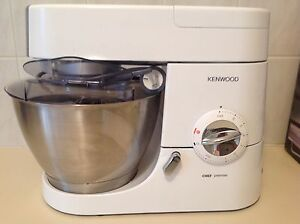 Kenwood Chef Premier with attachments Duncraig Joondalup Area Preview