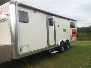 2013 Dreamland Trailer, Toyhauler, Basestation Glass House Mountains Caloundra Area Preview