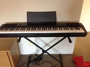 Casio keyboard with stand Cronulla Sutherland Area Preview