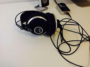AKG K271 MKII On Ear Professional Studio & DJ Mixing Headphones Brunswick West Moreland Area Preview