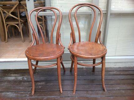 Bentwood Chairs  Mornington Mornington Peninsula Preview