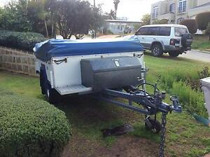 Heavy Duty Off Road Camper Trailer Swan View Swan Area Preview