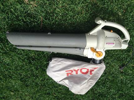 RYOBI Blower-Vac / Electric North Narrabeen Pittwater Area Preview