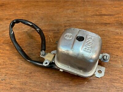 Porsche 356 C SC Bosch Voltage Regulator 6V
