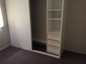 Build in Wardrobes with shelving and sliding doors X 4 Daisy Hill Logan Area Preview