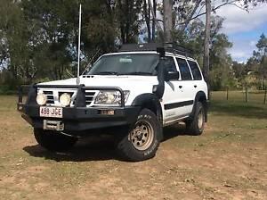 2004 Nissan Patrol Wagon Parkinson Brisbane South West Preview