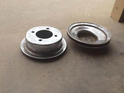 Xw xy xa Xb xc ford v8 Cleveland genuine single row pulley set