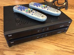 Bell Satellite Receivers (2)