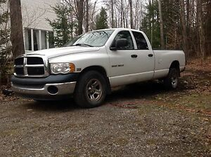 2005 Dodge Ram 1500 - long bed