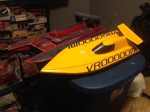 There are two roc boats for sale