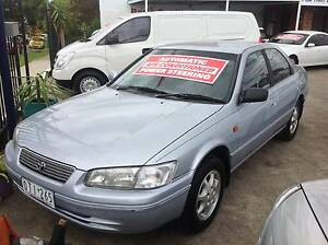 1998 Toyota Camry Sedan (SN:497) OTI-265 Preston Darebin Area Preview